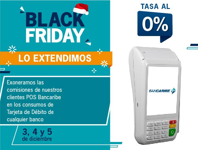 Black Friday Bancaribe